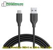 Cáp Anker PowerLine USB-C ra USB-A 3.0 - 1.8m (BH15tháng chính hãng)